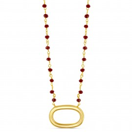 Collier Rym Rouge