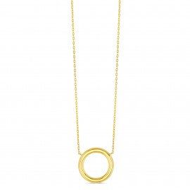 Collier Cercle d'Or