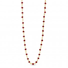 Collier Lady Rouge