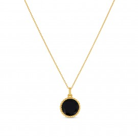 Collier Cour Onyx